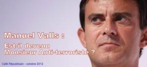 Manuel Valls, Ministre de l'Intérieur